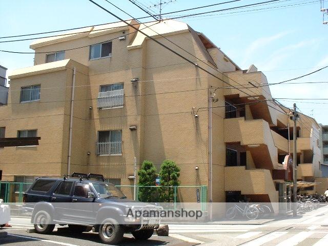 東京都大田区、京急蒲田駅徒歩15分の築28年 4階建の賃貸マンション