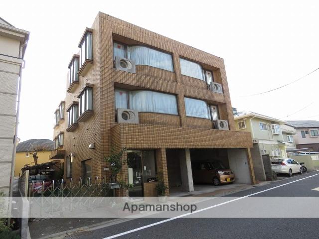 東京都大田区、御嶽山駅徒歩15分の築28年 3階建の賃貸マンション