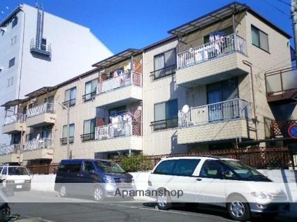 東京都大田区、雑色駅徒歩8分の築23年 3階建の賃貸マンション