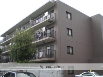 東京都大田区、平和島駅徒歩20分の築21年 4階建の賃貸マンション
