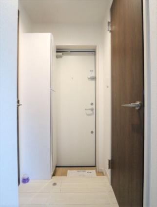 ヒルクレスト西馬込[1R/20.64m2]の玄関