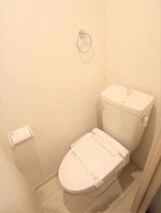 ヒルクレスト西馬込[1R/20.64m2]のトイレ