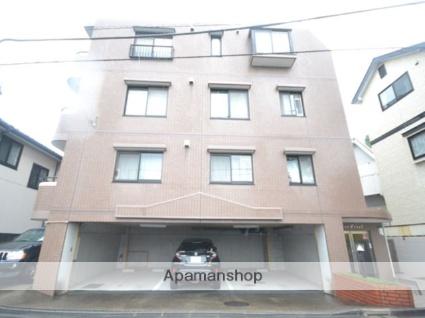 東京都大田区、千鳥町駅徒歩12分の築21年 4階建の賃貸マンション