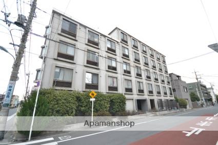 東京都大田区、蓮沼駅徒歩6分の築24年 5階建の賃貸マンション