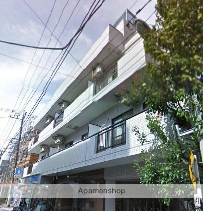 東京都大田区、久が原駅徒歩13分の築28年 4階建の賃貸マンション