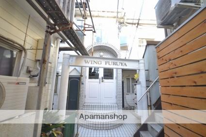 東京都品川区、荏原町駅徒歩5分の築28年 2階建の賃貸アパート