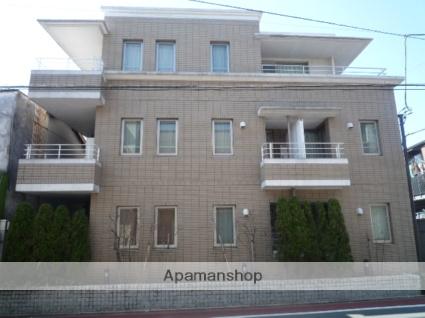 東京都大田区、西馬込駅徒歩7分の築14年 3階建の賃貸マンション