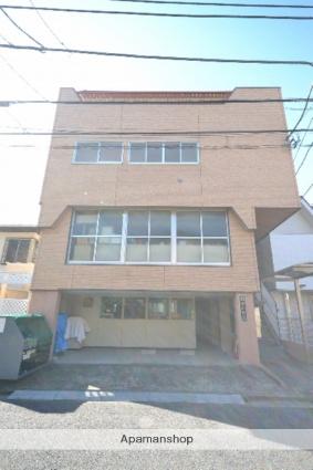 東京都大田区、久が原駅徒歩10分の築44年 3階建の賃貸マンション