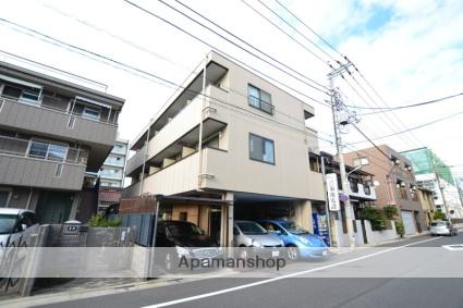 東京都大田区、千鳥町駅徒歩14分の築27年 3階建の賃貸マンション