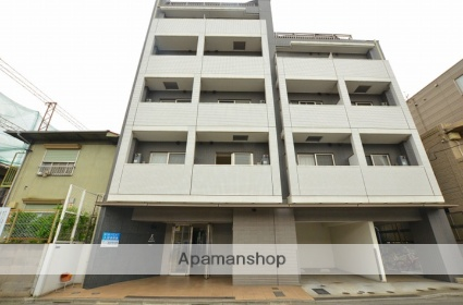 東京都大田区、千鳥町駅徒歩22分の築9年 6階建の賃貸マンション