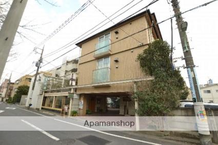 東京都大田区、千鳥町駅徒歩4分の築34年 4階建の賃貸マンション
