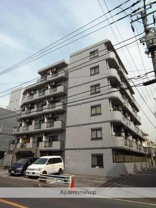 東京都大田区、久が原駅徒歩20分の築26年 6階建の賃貸マンション