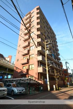 東京都大田区、平和島駅徒歩8分の築34年 10階建の賃貸マンション