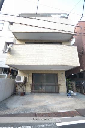 東京都大田区、大森町駅徒歩12分の築27年 3階建の賃貸マンション