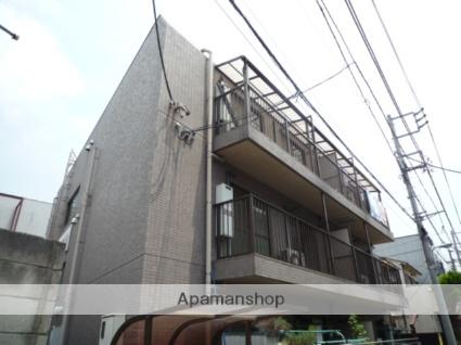 東京都大田区、雑色駅徒歩18分の築22年 3階建の賃貸マンション