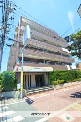 東京都大田区、大森駅徒歩25分の築23年 6階建の賃貸マンション