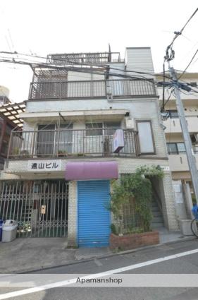 東京都大田区、蒲田駅徒歩7分の築44年 4階建の賃貸マンション