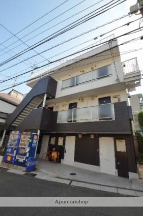 東京都大田区、西馬込駅徒歩6分の築30年 3階建の賃貸マンション