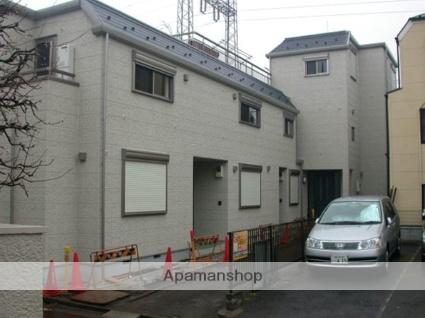東京都大田区、久が原駅徒歩5分の築13年 2階建の賃貸マンション