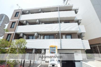 東京都大田区、荏原町駅徒歩18分の新築 5階建の賃貸マンション