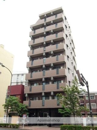 東京都大田区、石川台駅徒歩8分の築13年 9階建の賃貸マンション