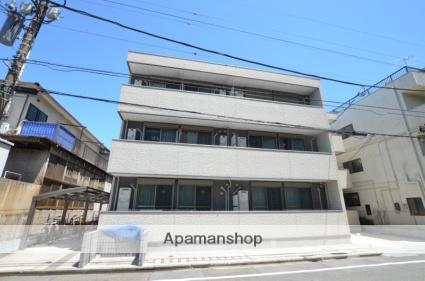 東京都大田区、雑色駅徒歩10分の築6年 3階建の賃貸マンション