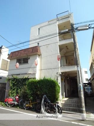 東京都大田区、洗足池駅徒歩12分の築31年 3階建の賃貸マンション