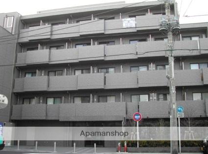 東京都大田区、西馬込駅徒歩7分の築13年 5階建の賃貸マンション