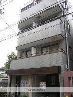 東京都大田区、大森町駅徒歩12分の築18年 4階建の賃貸マンション