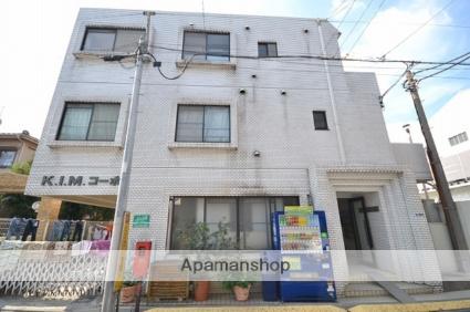 東京都大田区、大鳥居駅徒歩12分の築28年 3階建の賃貸マンション