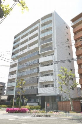 東京都大田区、大森町駅徒歩11分の築5年 10階建の賃貸マンション