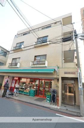 東京都大田区、大森海岸駅徒歩12分の築32年 5階建の賃貸マンション