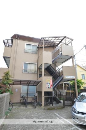 東京都大田区、蒲田駅徒歩19分の築37年 3階建の賃貸マンション