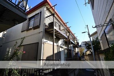 東京都大田区、雑色駅徒歩11分の築34年 2階建の賃貸アパート