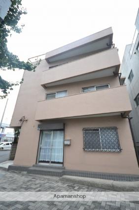 東京都大田区、蒲田駅徒歩13分の築44年 3階建の賃貸マンション
