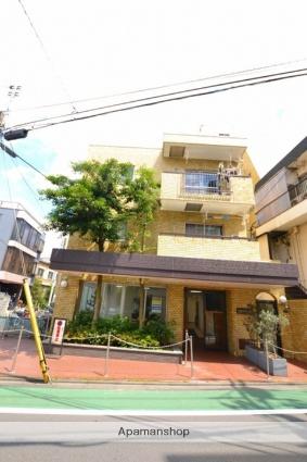 東京都品川区、立会川駅徒歩5分の築34年 6階建の賃貸マンション