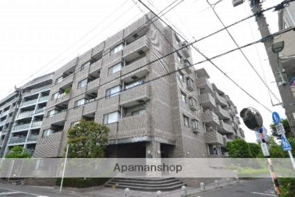 東京都大田区、蒲田駅徒歩14分の築25年 6階建の賃貸マンション