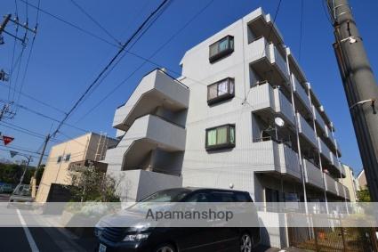東京都大田区、大森町駅徒歩18分の築29年 4階建の賃貸マンション