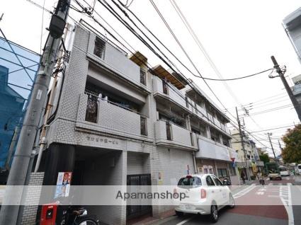 東京都大田区、池上駅徒歩12分の築29年 4階建の賃貸マンション