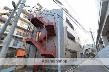東京都大田区、雑色駅徒歩11分の築4年 3階建の賃貸マンション