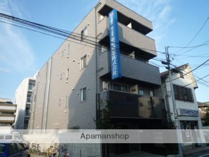 東京都大田区、大森町駅徒歩16分の築8年 4階建の賃貸マンション