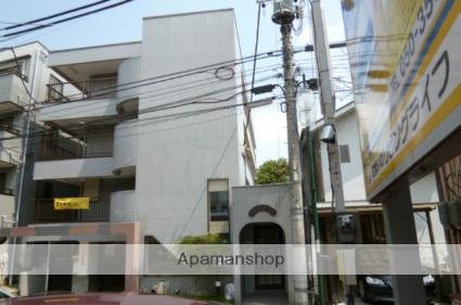 東京都大田区、大森町駅徒歩12分の築27年 3階建の賃貸アパート