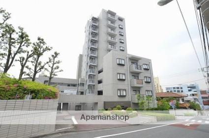 東京都大田区、池上駅徒歩24分の築26年 12階建の賃貸マンション