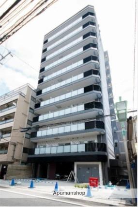 東京都品川区、戸越公園駅徒歩7分の新築 11階建の賃貸マンション