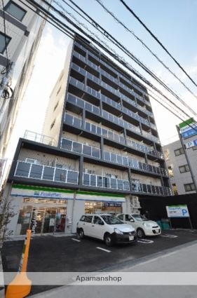 東京都大田区、蒲田駅徒歩20分の新築 9階建の賃貸マンション