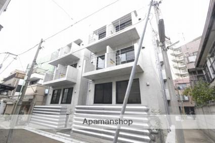 東京都大田区、大森海岸駅徒歩14分の築1年 4階建の賃貸マンション