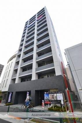 東京都品川区、品川駅徒歩16分の新築 14階建の賃貸マンション