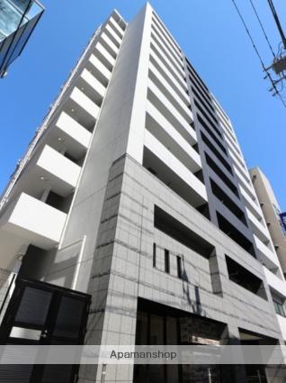 東京都品川区、大森駅徒歩13分の新築 12階建の賃貸マンション