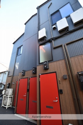 東京都大田区、平和島駅徒歩9分の新築 2階建の賃貸アパート