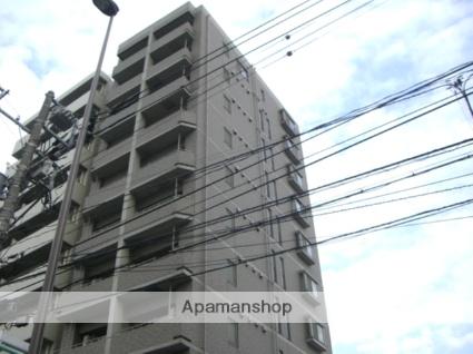 東京都大田区、大森町駅徒歩11分の築17年 11階建の賃貸マンション